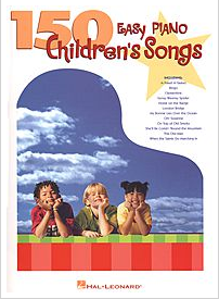 Easy Piano Songs for Children