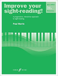 Improve Your Sight-Reading music book