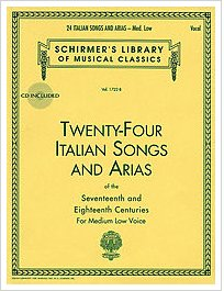 24 Italian Songs and Arias