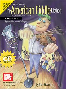 Brian Wicklund's American Fiddle Method