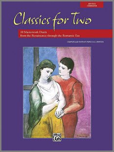 Classics for Two Singing duets