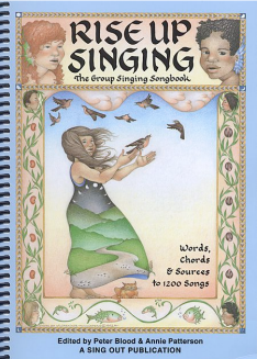 Rise Up Singing music book
