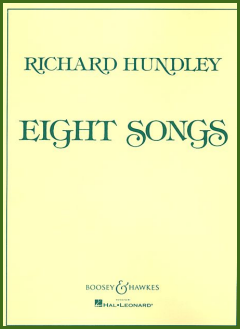 Richard Hundley Eight Songs