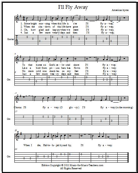 Beginner Guitar: Songs, Guitar Tabs, Guitar Chord Sheets & More!