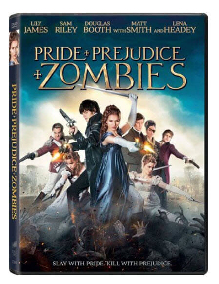 Pride & Prejudice & Zombies, a movie
