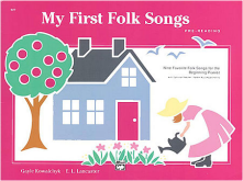 Folk songs for beginners