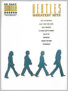 Beatles Greatest Hits sheet music