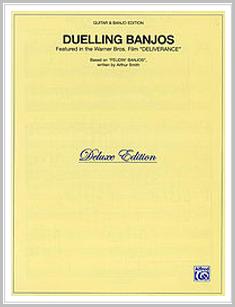 Duelling Banjos for guitar sheet music