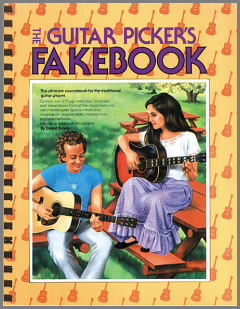 Guitar Picker's Fakebook - melodies and chords