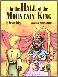 In the Hall of the Mountain King sheetmusic