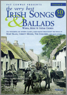 Irish Songs & Ballads book