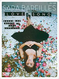 Sara Bareilles Love Song sheet music
