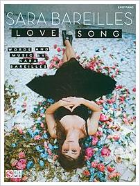 Sara Bareilles Love Song sheet music