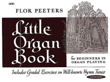 Organ music book for beginners