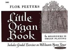 Organ music book for beginners