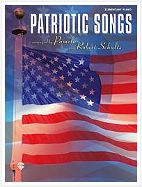 Patriotic Songs for piano