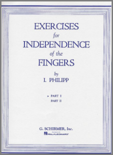 Exercises for Independence of the Fingers