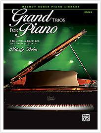 trios for piano sheet music book
