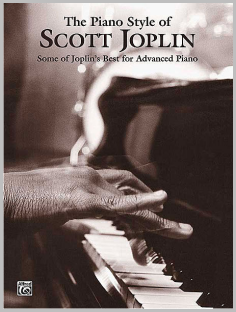 Scott Joplin piano sheet music