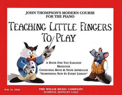 John Schaum's Teaching Little Fingers to Play (the piano!)