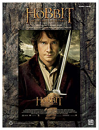 The Hobbit sheet music