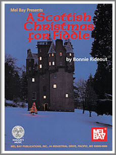 A Scottish Fiddler's Christmas music book