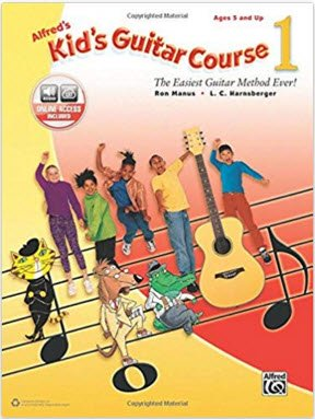 Alfred's Kids Guitar Course 1