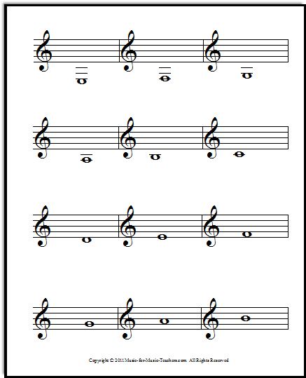 free printable flashcards for guitar