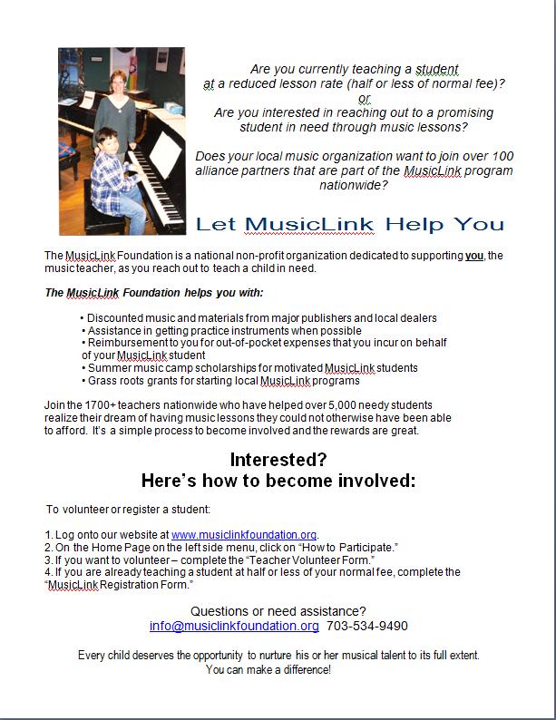 MusicLink Foundation