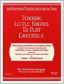 Teaching Little Fingers to Play Ensemble book