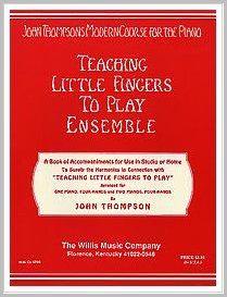 Teaching Little Fingers to Play Ensemble book