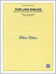 Duelling Banjos for guitar sheet music