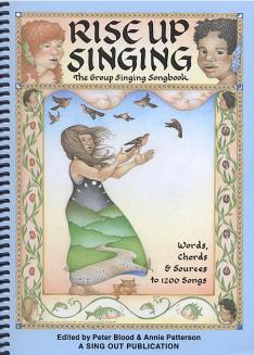 Rise Up Singing music book