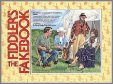 The Fiddler's Fakebook - traditional tunes for violin