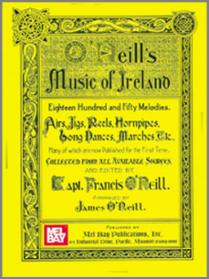 O'Neill's Music of Ireland - a book of lead sheets