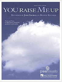 You Raise Me Up sheet music