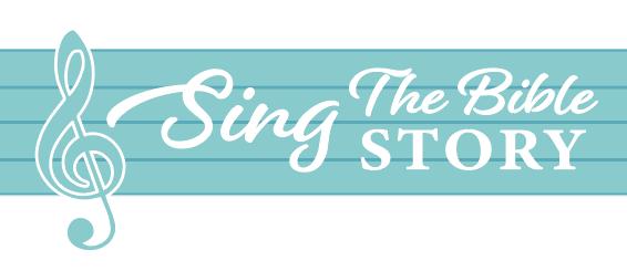SingTheBibleStory.com clickable logo link