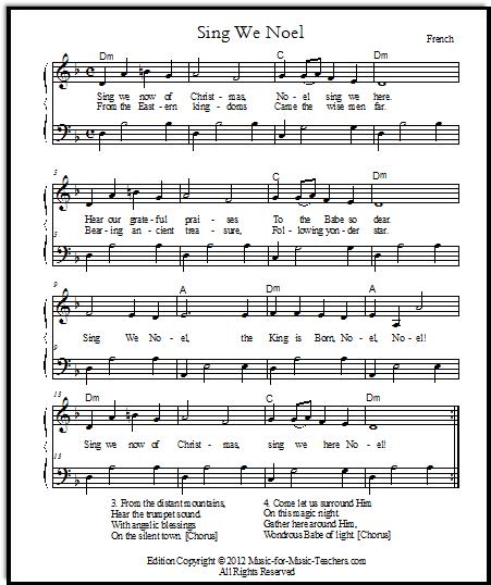 Free Christmas songs