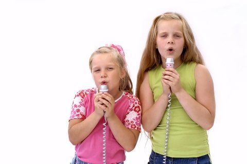 Singing Little Girls: Prima Donnas! Music-for-Music-Teachers.com
